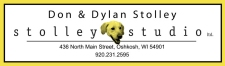 Don and Dylan Stolley Stolley Studio ltd 436 North Main Street, Oshkosh, WI 54901 (920) 231-2595